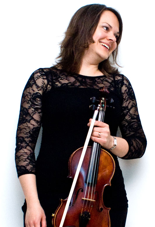 Sarah Loveridge Violinist Violin Player in Bristol